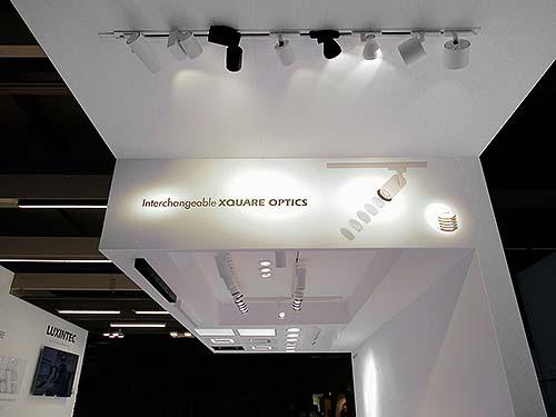 XQuare Optics de LUXINTEC