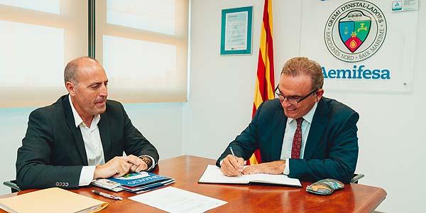 Acuerdo entre LEDVANCE y AEMIFESA para promover la iluminación eficiente