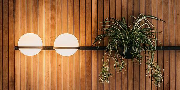 Luminaria Palma de VIBIA