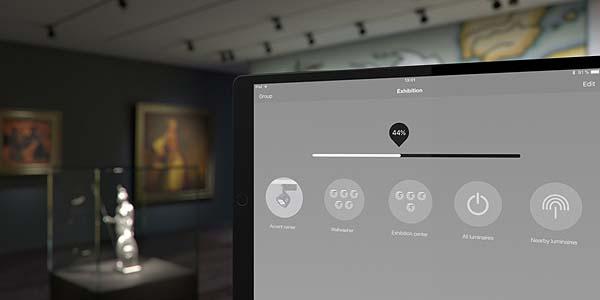 ERCO apuesta por las luminarias con Bluetooth