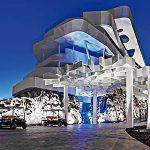 Iluminación del Hotel Royal Hideaway Corales Suites, en Costa Adeje, Tenerife