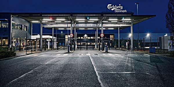 Nuevas luminarias LEDVANCE en Carlsberg