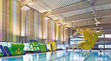 Iluminación de piscinas: una visión clara del agua