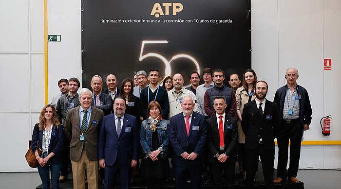 ATP Iluminación, 50 años ofreciendo soluciones en alumbrado público