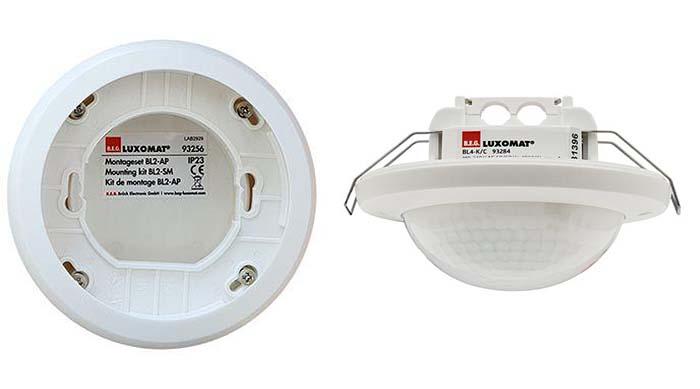 Nueva gama básica de detectores de movimiento B.E.G.