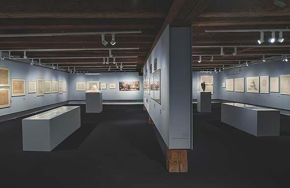 como-iluminar-museo