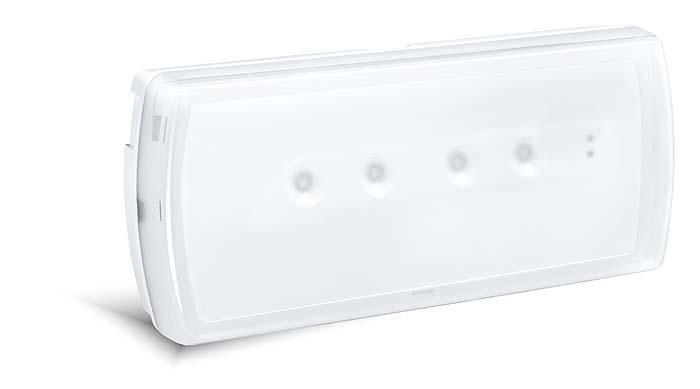Nueva gama de luminarias de emergencia  URA21LED de LEGRAND