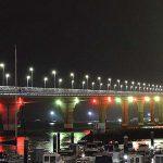 Sistema de telegestión de alumbrado «XEO LUM» en el Puente de la Pepa, Cádiz