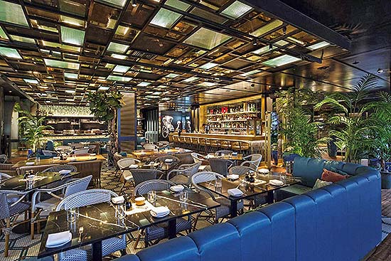 Restaurante Zela London