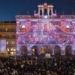 Festival de Luz y Vanguardias en Salamanca