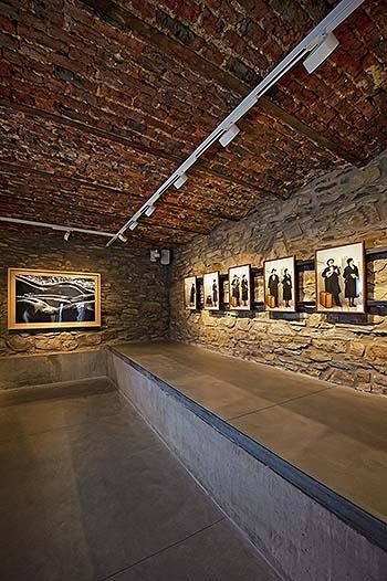 Museo MUDIA (Muséé Didactique d'Art) en Redu, Bélgica