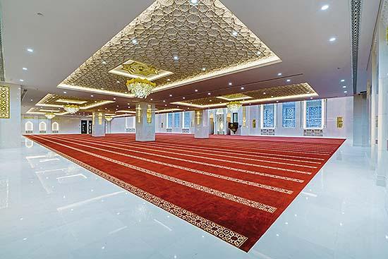 Mezquita Al Azizia