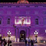 Utilización del color iluminando edificios históricos o modernos