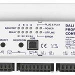 Sistemas de control de iluminación para seguridad y ahorro energético