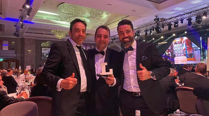 LEDMOTIVE gana el Lux Award 2019 a la tecnología más innovadora