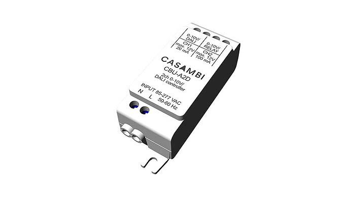 Controlador inalámbrico para LED drivers y halógenos