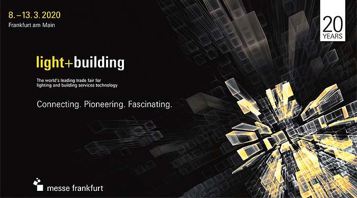 La Light+Building cumple 20 años como pionera en luminotecnia