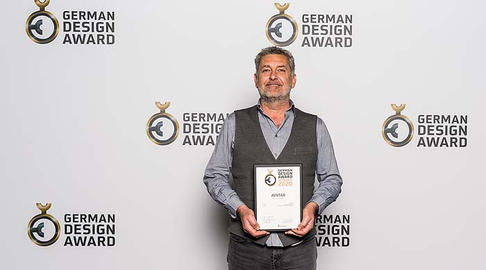Fernando Martinez German Design Award