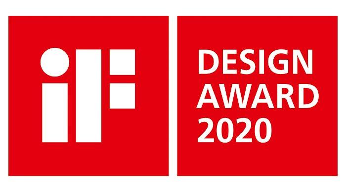 Seleccionados los iF Design Award 2020
