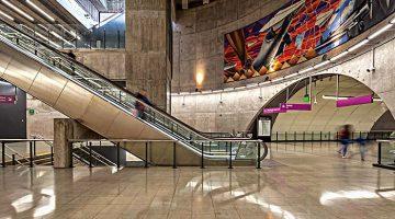 Línea 6 Metro de Santiago de Chile