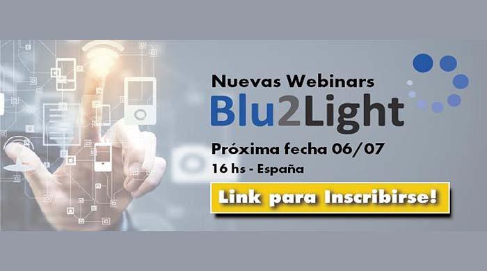 Nuevo Webinars de Vossloh sobre Sistemas de Control Blu2Light