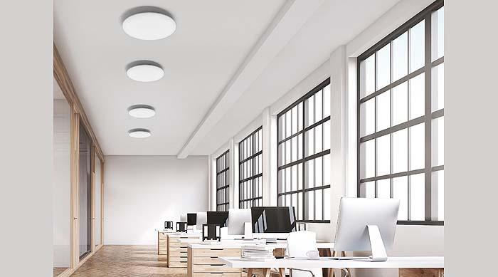 Sphera de mdc alta tecnología con diseño minimalista