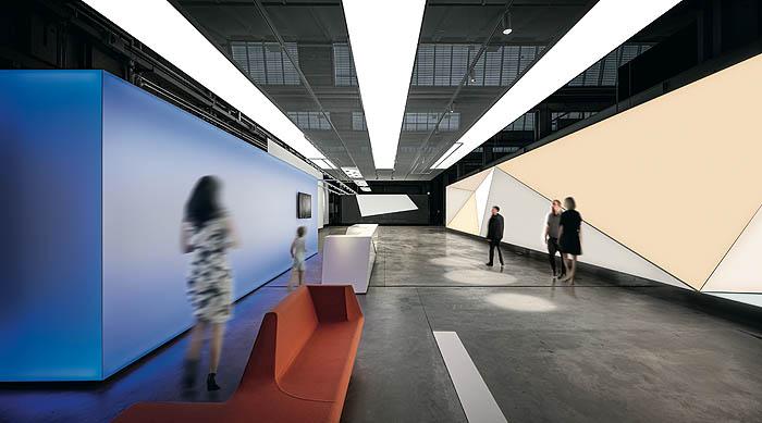 Light Forum, nuevo espacio Zumtobel Group para experimentar con la luz