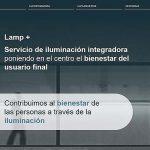 Nuevo servicio de iluminación integradora de Lamp