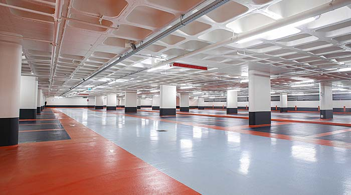 Eficiencia energética en zonas comerciales con LEDVANCE
