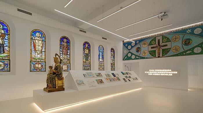 SAKMA da luz al Museo Edelvives de Zaragoza