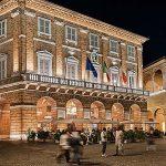 Piazza della Libertà en Macerata