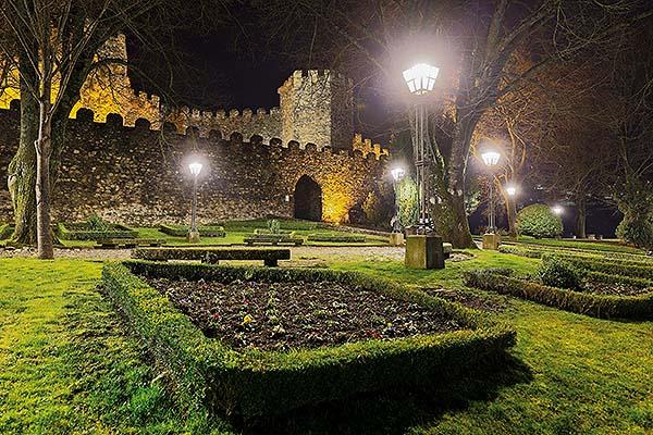 La filial Televés Portugal contribuido a la renovación lumínica del casco antiguo de Bragança