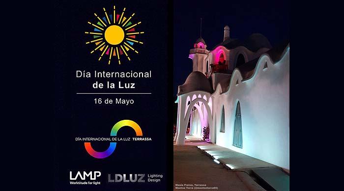 Terrassa, protagonista en el Día internacional de la luz