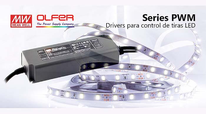 Cómo seleccionar un Driver regulable para Tiras LED
