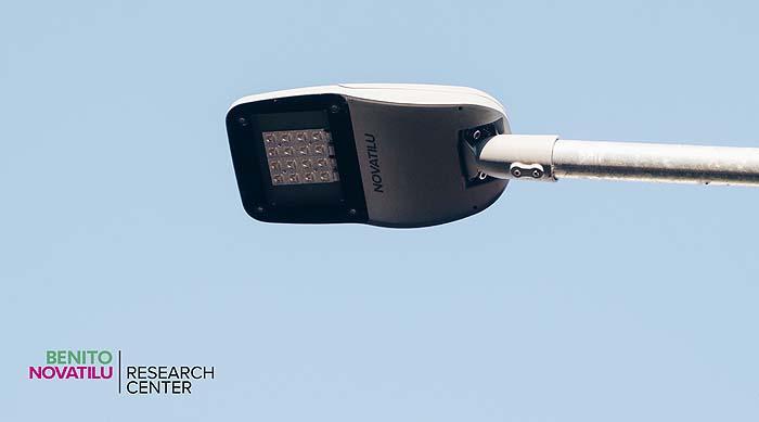 Ahorro energético del 90% con sistemas inteligentes de telecontrol de BENITO NOVATILU