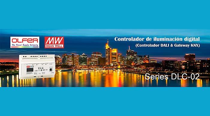 Sistemas de iluminación digital y automatización de edificios