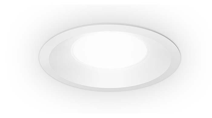 Kuiper, el nuevo downlight empotrable compacto de Normalit